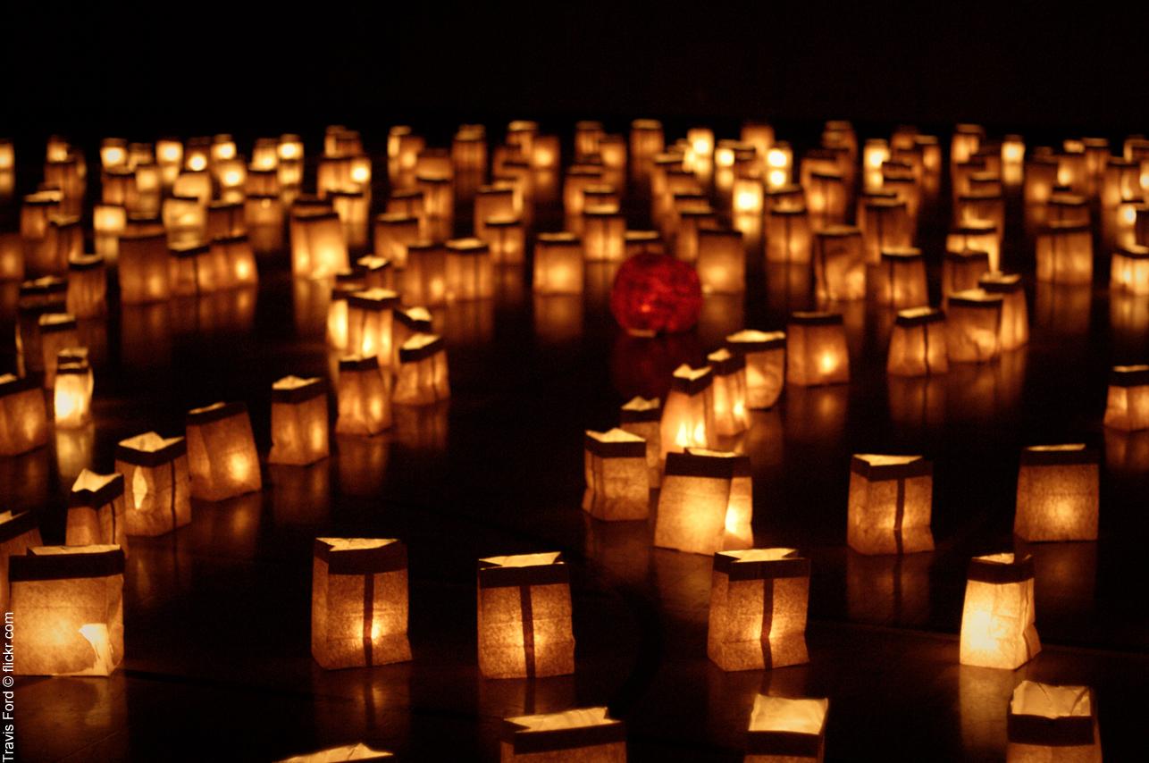 Fest des Lichts