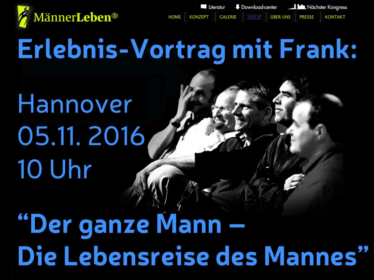 Veranstaltungsbanner MännerLeben-Kongress 2016