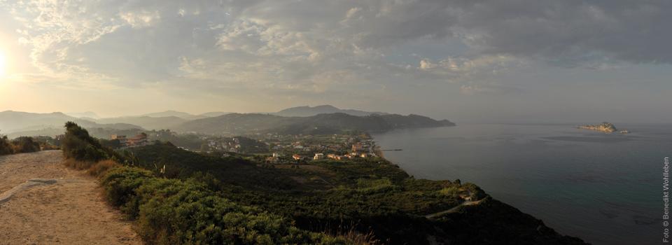 22.07.2017 - 29.07.2017 Seminar auf Korfu mit Frank Fiess